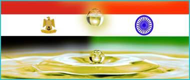 »нди¤ ≈гипет покупают масло