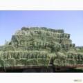 продам люцерну в тюках лугову.и сено садовое или луговое на выбор