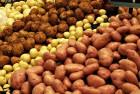 Продам насіннєву картоплю різних сортів.