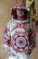 """Куртка пчеловода поликоттон с маской """"Класик"""""""