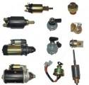 Электрика и электрооборудование для тракторов и автомобилей: г