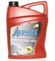 Масло моторное Alpine RSD 10W-40 полусинтетическое 5л