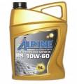 Масло моторное Alpine RS 10W-60 синтетическое 5л