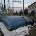 Гибкие резервуары для хранения ГСМ