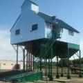 Строительство и реконструкция: ЗАВ; Элеваторов; Зернохранилищ.