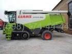 Комбайн зерновий Claas Lexion (Клас Лексион) 580 terra trucks