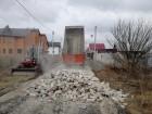Грунт на подсыпку Кирпичный бой Доставка чернозема Киев