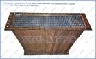 Сердцевина водяного радиатора 150У.13.020 (6-ти рядная) Т-150, Дон, Ни