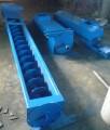 Шнековый транспортер (изготовление)