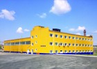 Строительство производственно-складских помещений