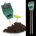 Измеритель кислотности pH, влажности, освещенности почвы ЕТП-301