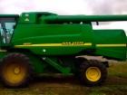 Зерноуборочный комбайн John Deere 9650 W