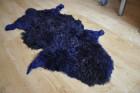 Шкура овцы (Фиолетовый окрас) №0014