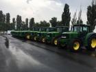 Трактор колесный JOHN DEERE 6920- 6930-7530-7820-7920- 8320(Джон Дир)