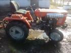 Продам мини трактор с прицепным оборудованием для обработки земли.