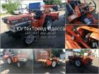 Японский мини-трактор Kubota ZB1702M