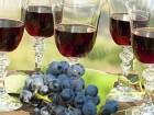 Вино домашнее красное