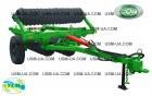 Ущільнювач грунту причіпний типу УГП-6,0;12,5