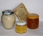 Мёд с собственной пасеки
