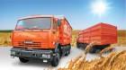 Грузоперевозки. Перевозка зерновых и масличных культур