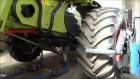 ћонтаж и демонтаж крупногабаритных шин