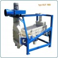 Ситовый сепаратор KUT до 15 тонн/час