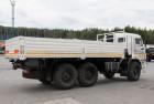 Продам КАМАЗ-43118-6012-48 бортовик 6х6