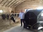 Охладители воздуха  MASTER -охлаждение животноводческих помещений.