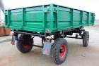 Прицеп тракторный 2ПТС-4, продукция сертифицирована