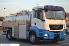 Автомобили для перевозки молока на шасси заказчика ГАЗ, МАЗ, MAN