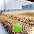 Очистка зерна вибростолом