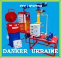 Фільтр попереднього очищення рослинної  олії