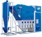 Сепаратор САД-30 с циклоном для очистки зерна,  производитель АЭРОМЕХ