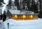 Отопление зимней теплицы - экономия топлива
