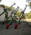 Погрузчик шнековый (зернометатель) шнек. 140х5000 мм 380 В