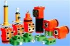 Насосы дозаторы (гидрорули) для экскаваторов