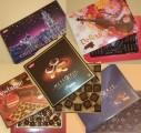 Молдавские конфеты Букурия в ассортименте