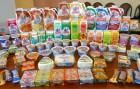 Продам молочную продукцию тм Бабушкина Кринка Беларуссия