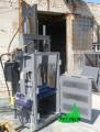 Пресс для макулатуры, пленки и ПЭТ 8 тонн