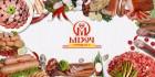 Ковбаси й ковбасні вироби та м'ясні делікатеси