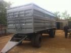 Переоборудование грузовых прицепов
