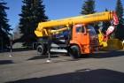 Новый автокран Ивановец КС-55744 Бульдог 25 тонн, 4х2