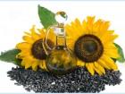 Подсолнечное масло не рафинированное флекситанках на экспорт