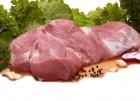 Свежее мясо свинина для кафе и ресторанов
