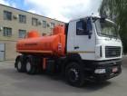 Новый топливозаправщик АТЗ-12 на шасси МАЗ