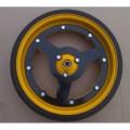 Переоборудование копирующих колес для сеялок точного высева John Deere