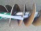 Реставрація і ремонт шнеків і шнекових транспортерів