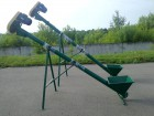 Шнековий транспортер ШТС 159 (Шнековый погрузчик, винтовой, шнек)