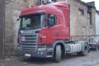 продажа седельного тягача Scania G420