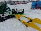 Продам гидравлический отвал для снега
